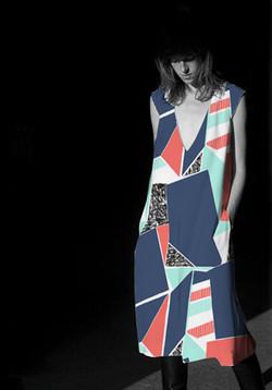 EVRS - Building Baffle Dress