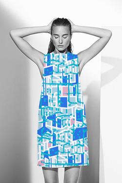 EVRS - Circuit Board Dress