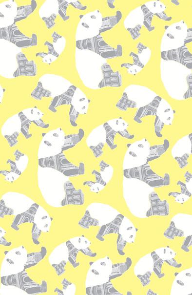 EVRS - Concrete Jungle - Panda
