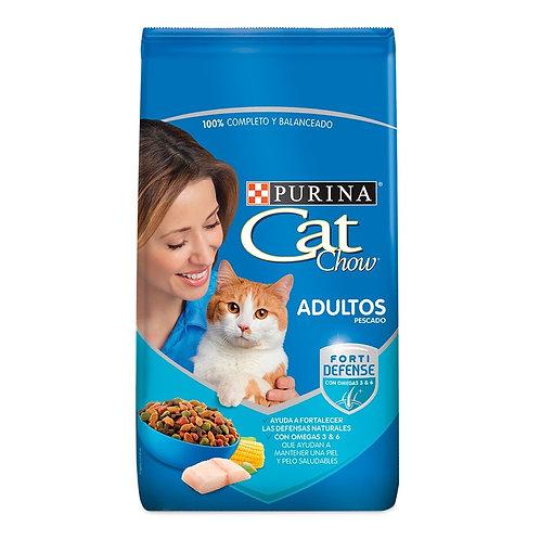 Cat Chow ADULTOS PESCADO FortiDefense