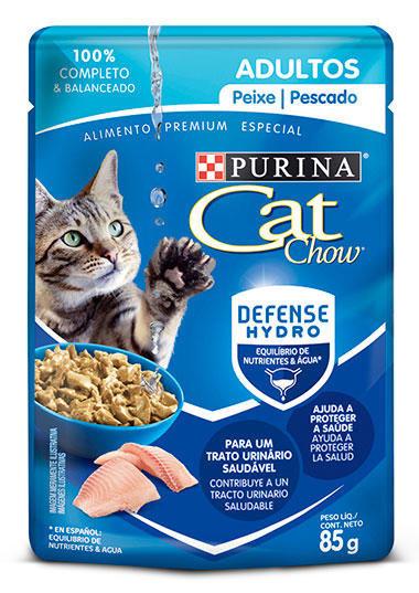 Cat Chow SOBRE ADULTO PESCADO