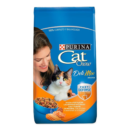 Cat Chow ADULTOS DELIMIX FortiDefense