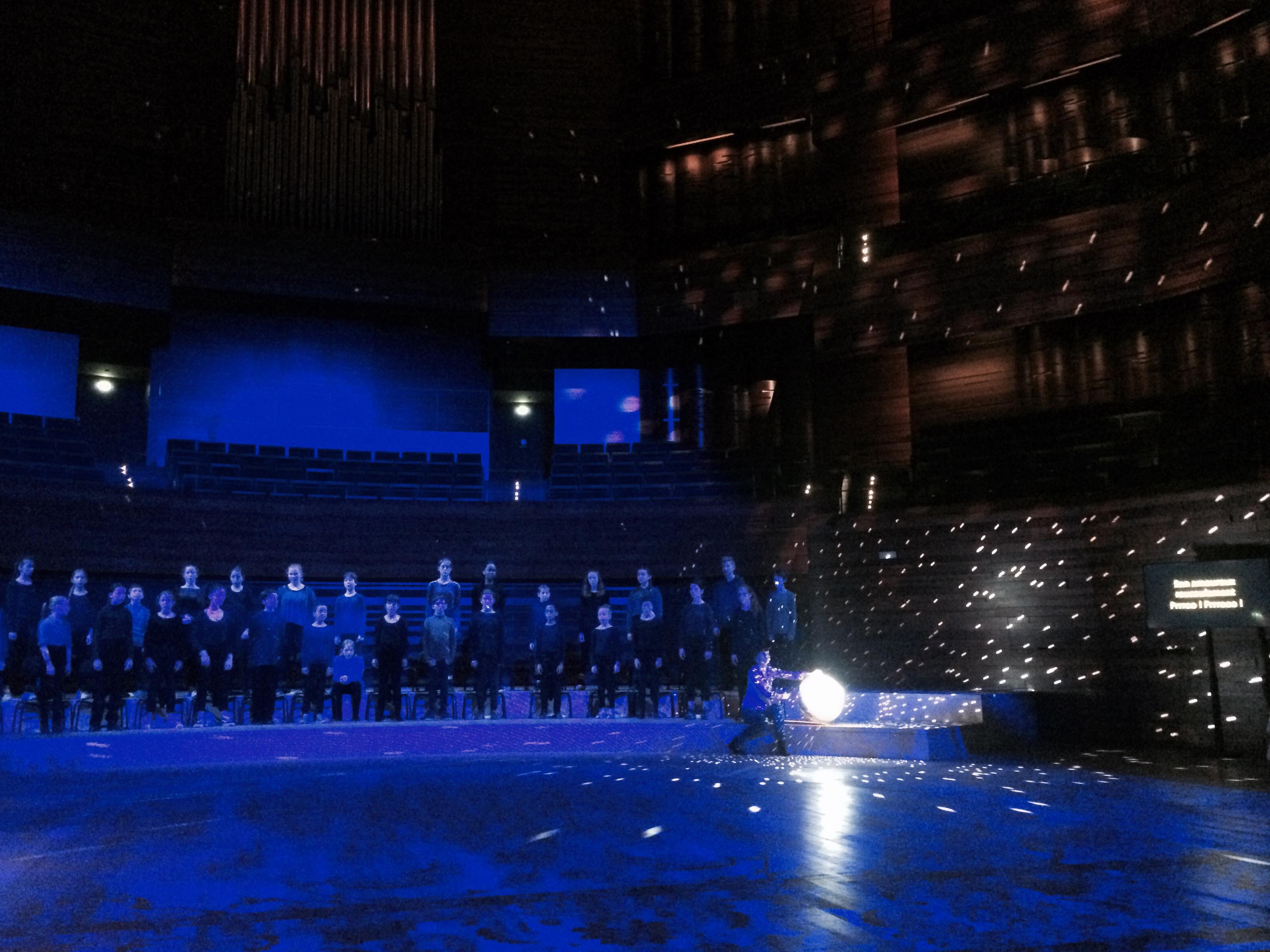 Opera - Le petit Ramoneur - Britten 16