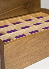 Jewellery storage tray