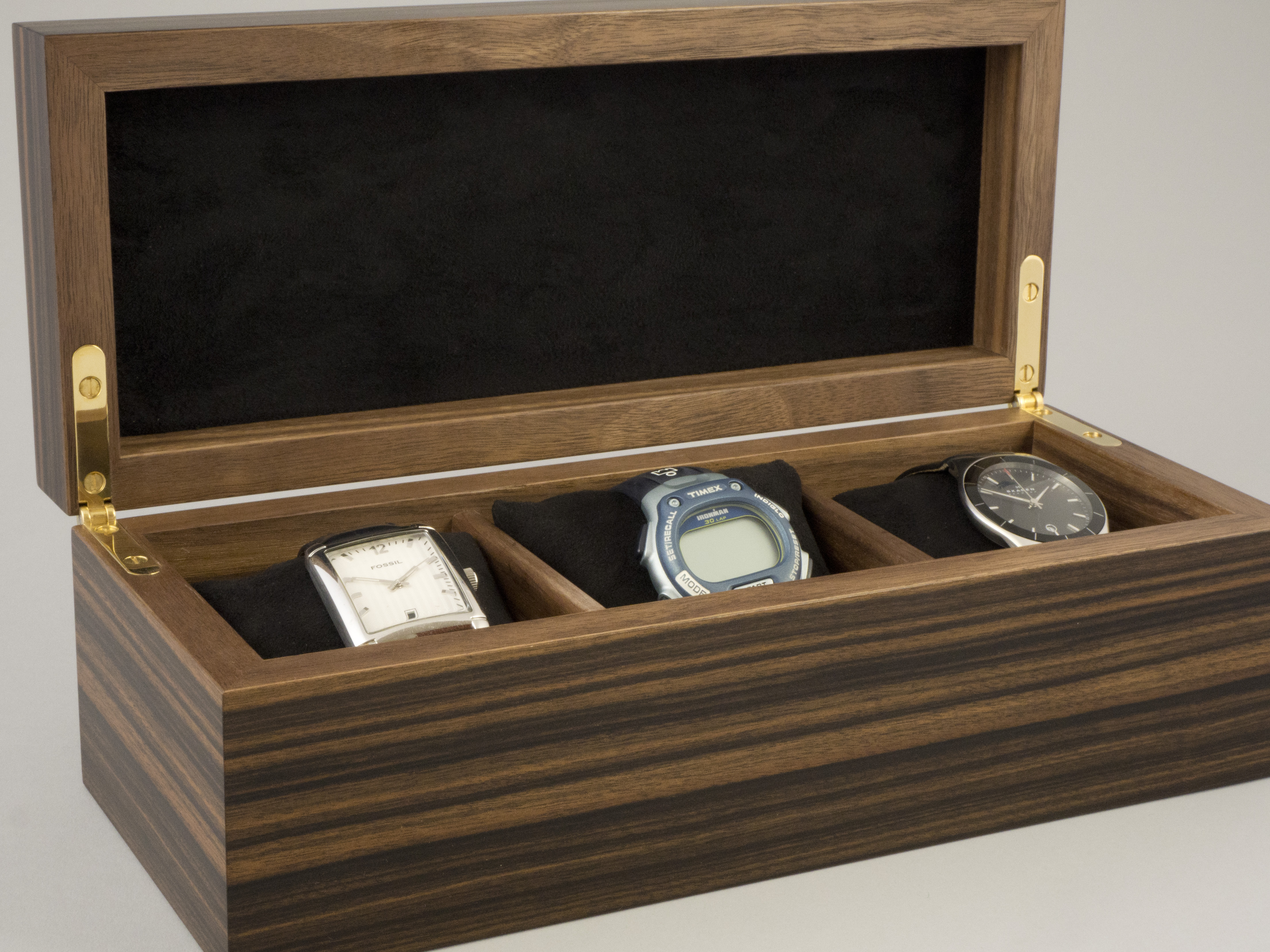 Watches in the box