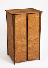 Jewellery storage cabinet