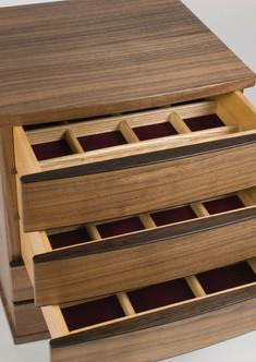 Small collectors cabinet