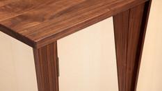 Art-deco sycamore cabinet