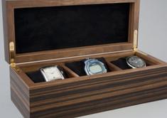Wrist watch box