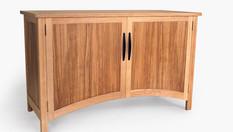 Olive ash sideboard