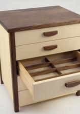 Jewellery storage chest