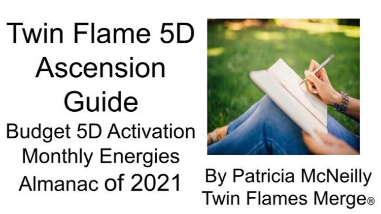 Twin Flame 5D Ascension Guide for 2021