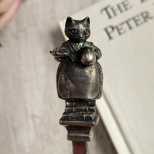 Cuchara de Coleccion del Mundo de Peter Rabbit, años 80