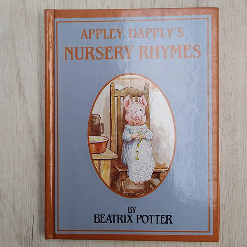 "Cuentos de Peter Rabbit, "" Appley Dapply's Nursery Rhymes "", 1986-1989 (Ingles)."