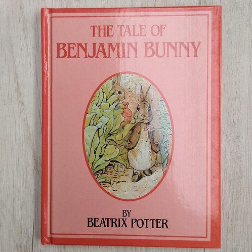 """Cuentos de Peter Rabbit, """" The Tale of Benjamin Bunny """", 1986-1989 (Ingles)."""