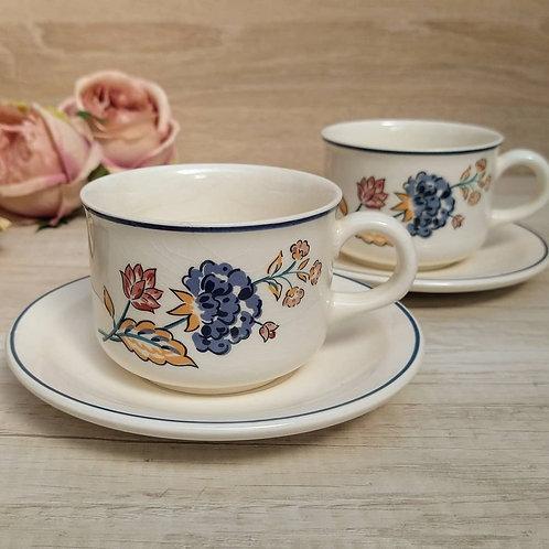 "Set de té para dos, ""Camargue"" de Boots."