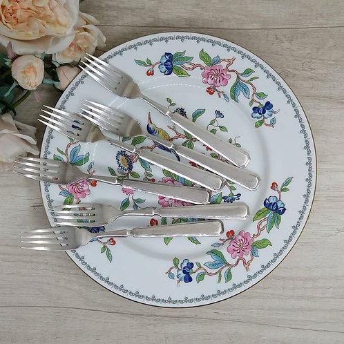 Set de Tenedores Vintage