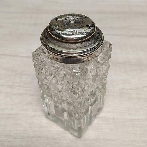 antiguo salero/pimentero