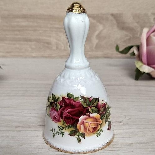 Campana Old Country Roses, Royal Albert.