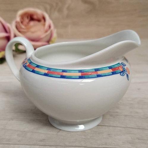 Cremero Inglés, cerámica.