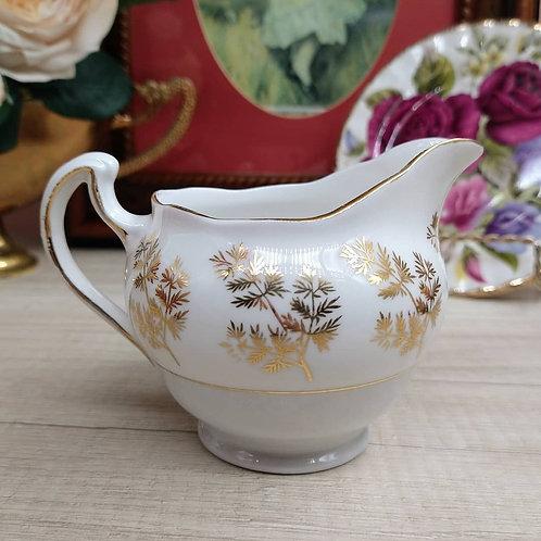 """Cremero Inglés porcelana, """"Colclough"""""""