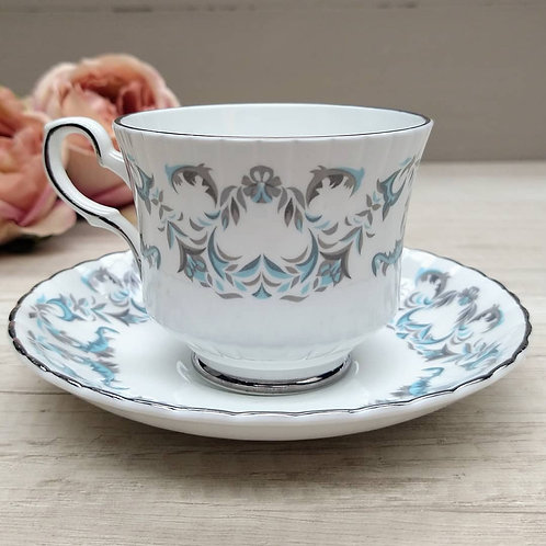 "Dúo de té ""Royal Stafford"" Harmony."