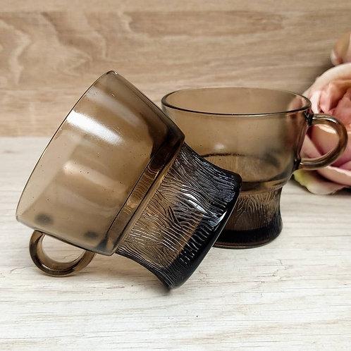 Par de Tazas de café Italianas