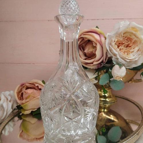 Decantadora Cristal de Bohemia