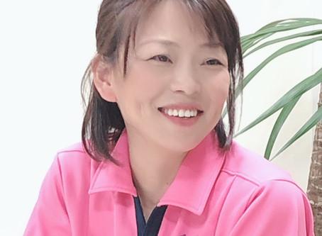 「わたしと介護」第1回 デイサービス 原田真奈美さん