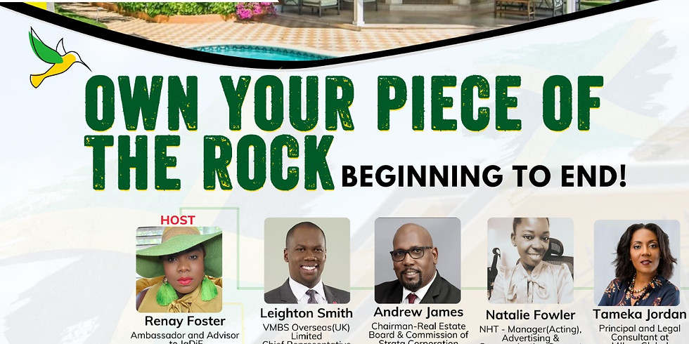 Own a Piece of the Rock