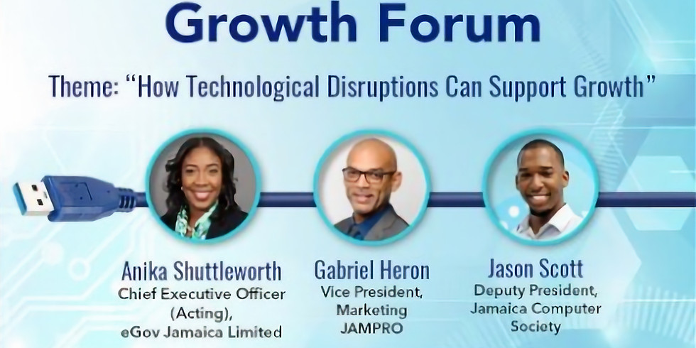 Jamaica Annual Economic Growth Forum