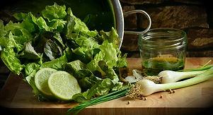recettes salades et vinaigrettes