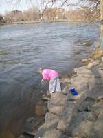 Ceremonie de l'eau, Ottawa River Water ceremony 2014