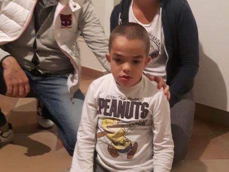 Bambini con Malattie Rare del Veneto, Pronti ad Aiutare