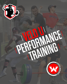 VELO U PERFORMANCE TRAINING