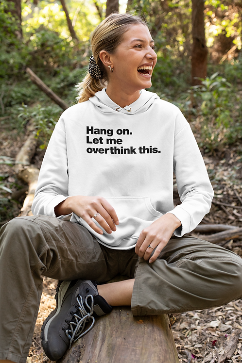 Hang on. Let me overthink this - premium Hoodies