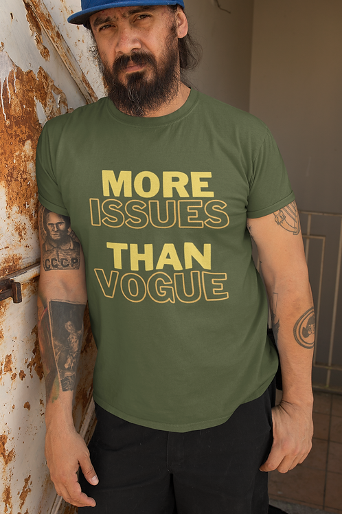 More Issues than Vogue - Treanding  T-Shirt