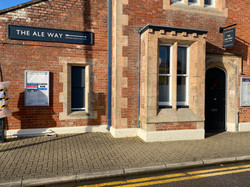 The Ale Way Axminster External