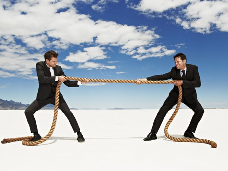 Strategy: Competition VS Cooperation