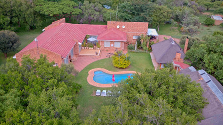 Tamboti Bush Lodge|in Dinokeng Reserve|Lodge near Pretoria