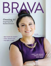 Axios Life Coaching makes the Cover of BRAVA Magazine!