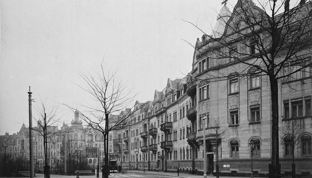 Nürnberger Straße Dresden