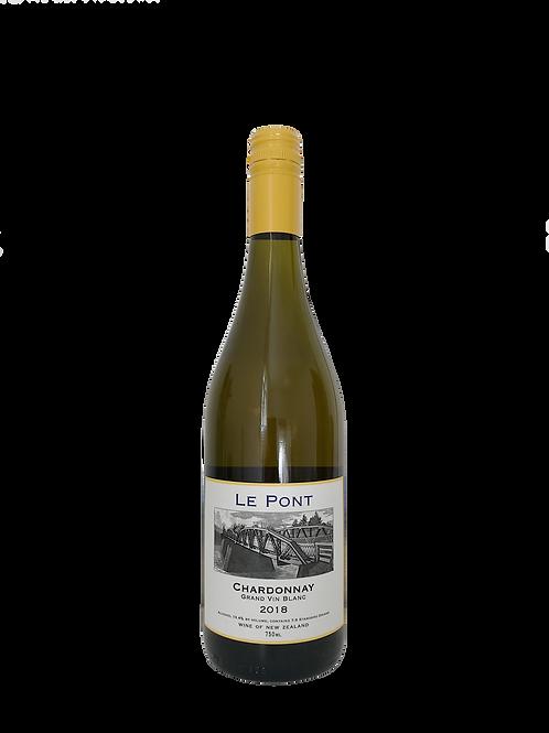 Le Pont 2018 Chardonnay