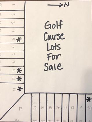 Britton Golf Course Lots
