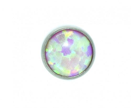QualiTi - Opal Flat Angel Skin Attachment