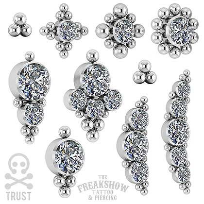 Trust - Titanium Attachments