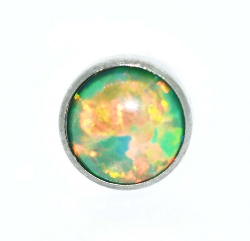 QualiTi - Opal Flat Olive Green Attachment