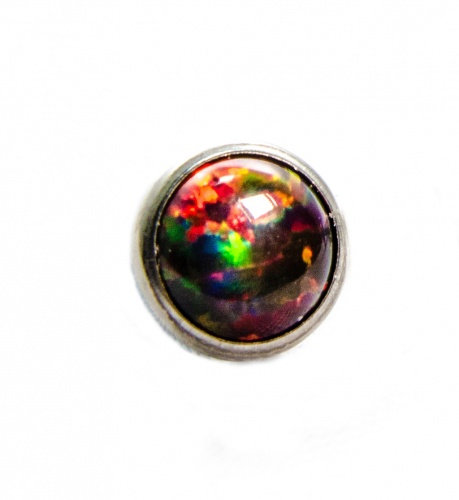 QualiTi - Opal Flat Black Cherry Attachment
