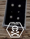 Trust Body Jewellery Button