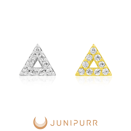 Junipurr - Threadless Triangle End